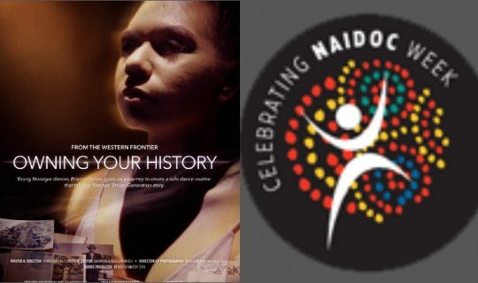 Owning Your History in Respect to NAIDOC Week