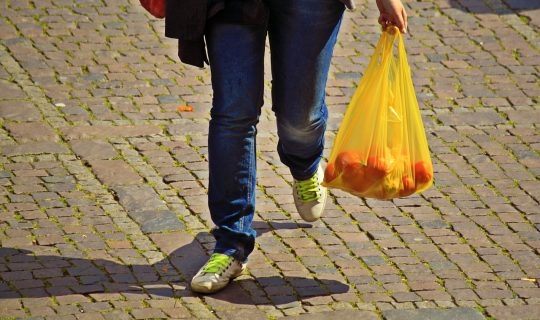 Moves to Ban Single Use Plastic Bags