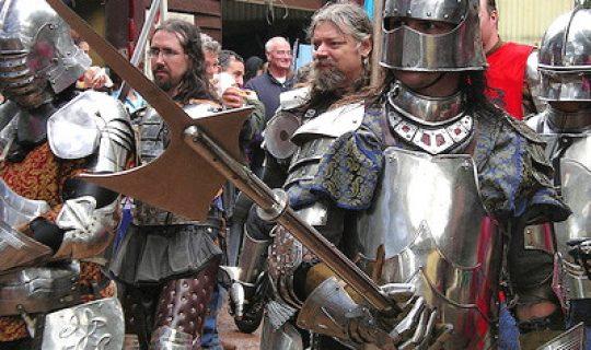 Squad Goals: Balingup Medieval Carnivale