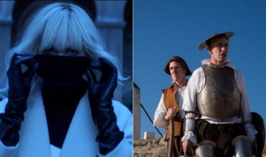 Movie Squad Atomic Blonde & The Trip to Spain