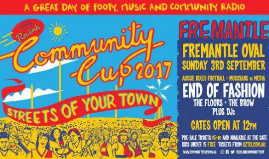Reclink Community Cup Returns to Fremantle!