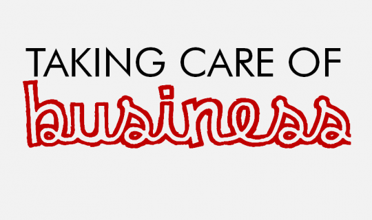 Taking Care of Business – Martin Keiley