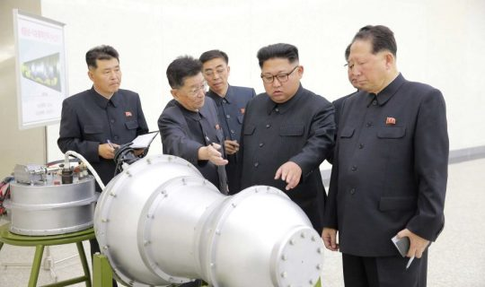 Conflict with North Korea