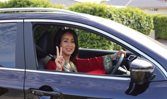 Driving Developments for Women in Saudi Arabia