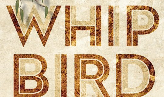 Discussing Whipbird with Robert Drewe
