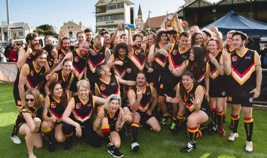 Squad Goals: Reclink Community Cup