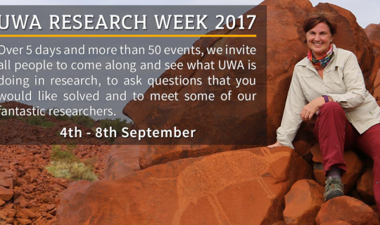 UWA Research Week: Digital Humanities Showcase – Fighting Words.