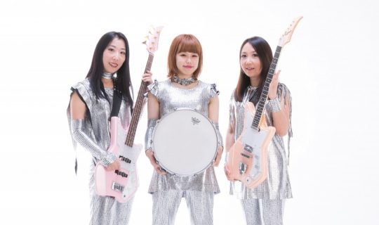 Read, Set, Go with Shonen Knife!
