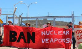 Campaign Against Nuclear Weapons Wins Nobel Peace Prize