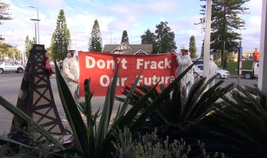 Understorey: Civil Society and the Fracking Democratic Deficit