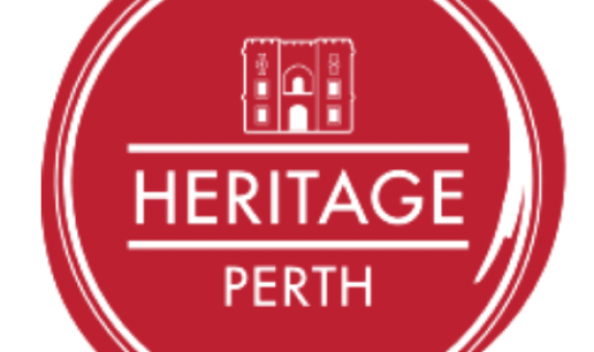 Perth Heritage Days (October 14th-15th 2017)