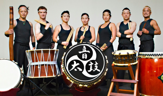 Squad Goals: Taiko On