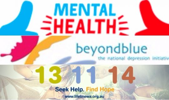 National Mental Health Week