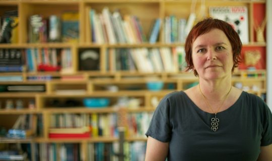 Author in Residence: Tracy Farr
