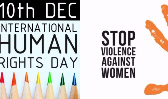 Human Rights Day ensures No One is Left Behind