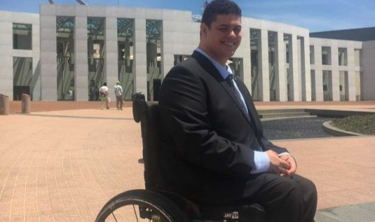Newly Elected Senator Creates a First For Aussie Politics