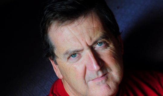 Alan Carter is on a Crime Wave