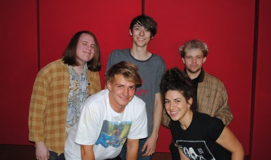 Mojo Rising: DIY Rainclouds Enter the Semi Finals and Play Live on Breakfast