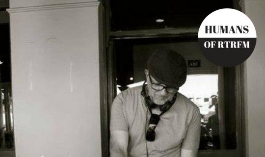 Humans of RTRFM: Paul Gamblin