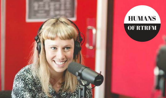 Humans of RTRFM: (Re)Introducing Gemma Pike