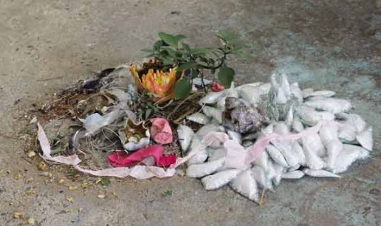 Repair or Pollute? Exhibition Explores Capacity of Everyday Materials
