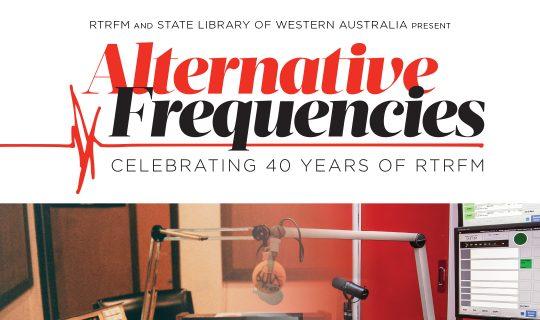 Alternative Frequencies Live