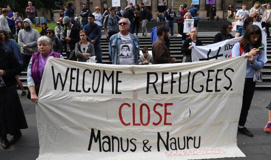 Manus Island Update