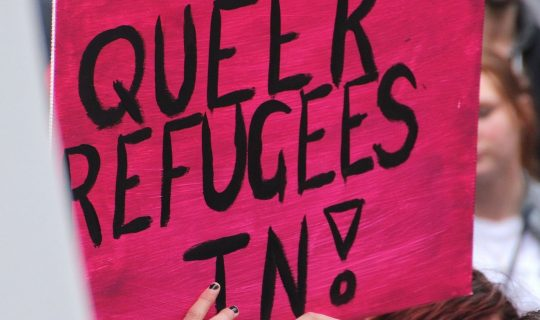 Queer Refugees And The Struggle For Resources