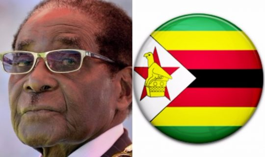 President of Zimbabwe Resigns after Party Debates Impeachment