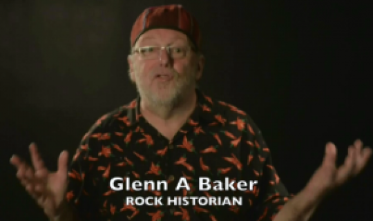 Glenn A. Baker talks Music of the Deep South