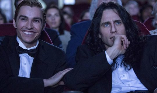 Movie Squad: The Disaster Artist & Jim and Andy
