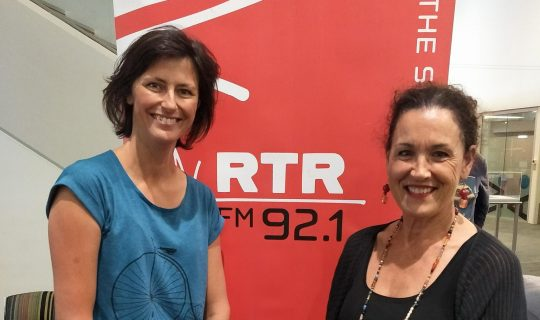 Artbeat Live 19 January 2018 – Fremantle Press CEO Jane Fraser &  author Deb Fitzpatrick