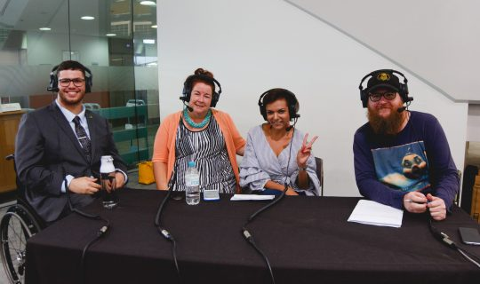 Artbeat Live 19 January, 2018 – Panel Discussion, part two.