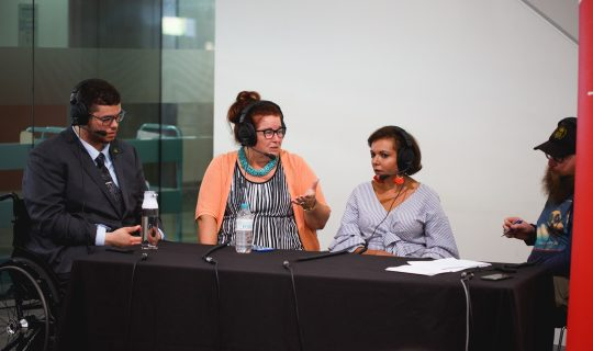 Artbeat Live 19 January, 2018 – Panel Discussion.
