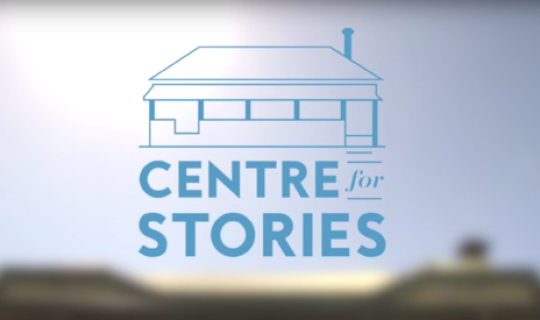 The Centre For Stories: Bright Lights, No City