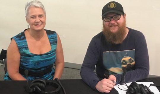 Artbeat Live 19 January, 2018 – Film Producer Tania Chambers