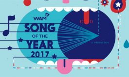 WAM Song of The Year 2017/18
