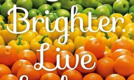 FITTER   HAPPIER: The Benefits in Eating Brighter and Living Lighter