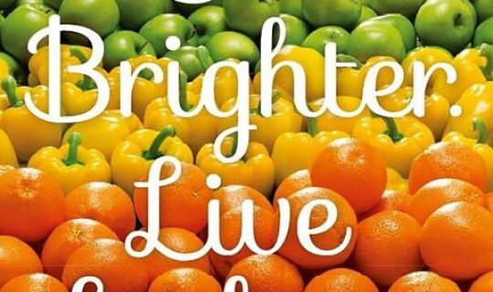 FITTER | HAPPIER: The Benefits in Eating Brighter and Living Lighter