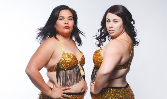 Sequins, body-shaming and road trips with Rosie Sitorus & Kellee Aberg.