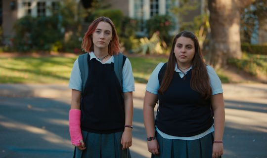 Movie Squad: Lady Bird & Fifty Shades Freed