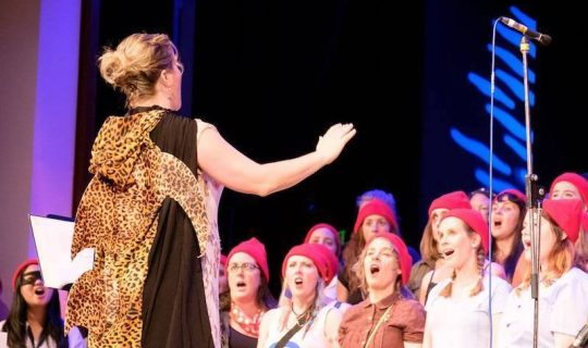 Fringe world: Menagerie Choir