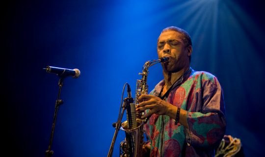 Femi Kuti's One World