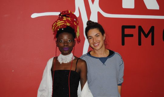 Life, Art & God with Jojo Abot