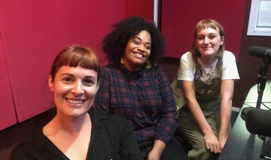 International Women's Day: Women in Music with Em Burrows, Ofa Fotu and Carla Geneve