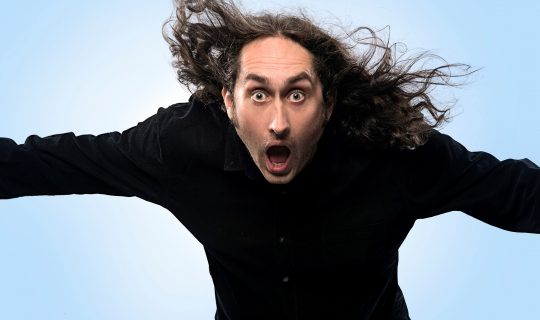 Ross Noble is back in Australia