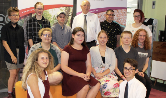 LGBTI Youth Advisory Committee