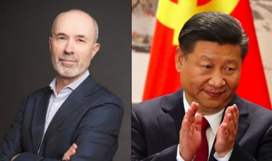 CHINESE POLITICS -Recent Changes, Shifts in Power