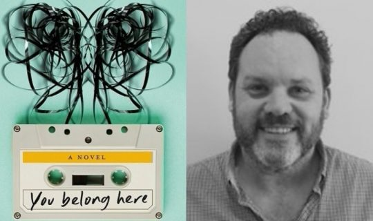 You Belong Here: New Novel by Local Author Laurie Steed