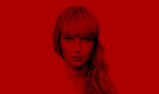 Movie Squad: Red Sparrow & Film Stars Don't Die in Liverpool